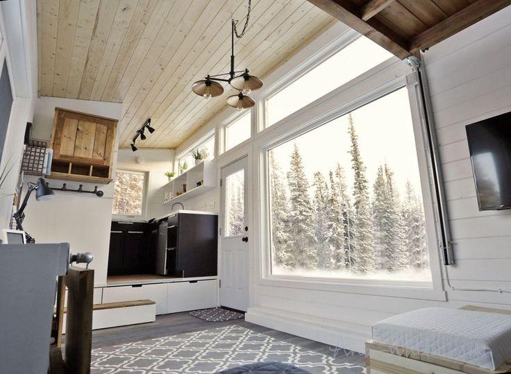 17 Best Ideas About Modern Tiny House On Pinterest Tiny