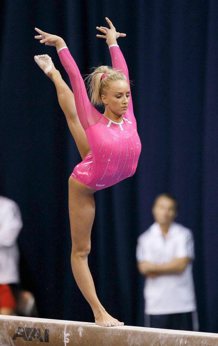 Nastia Liukin Olympic gymnast gymnastics moved from Kythoni's Nastia Liukin board http://www.pinterest.com/kythoni/nastia-liukin/ #KyFun 9.91
