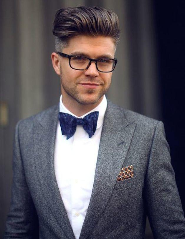 gorgeous groom's style