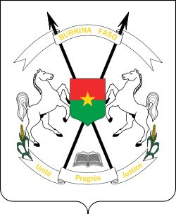 burkina faso | Coat of arms of Burkina Faso.svg