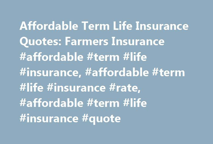 The 4 best cheap life insurance providers