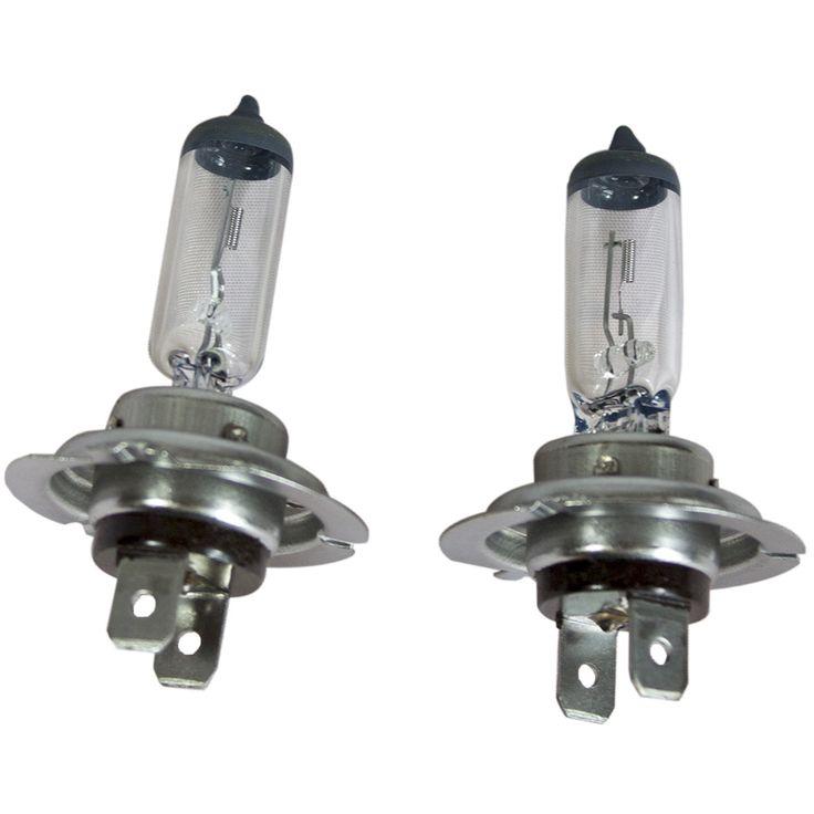Autolampenset H7 55W 12V  Description: 2-Delige lampenset H7 55W 12V. Tot 30% meer lichtrendement door het gebruik van ?Xenon White Light?. De lampen zitten per 2 verpakt. Met E-keur.  Price: 7.49  Meer informatie