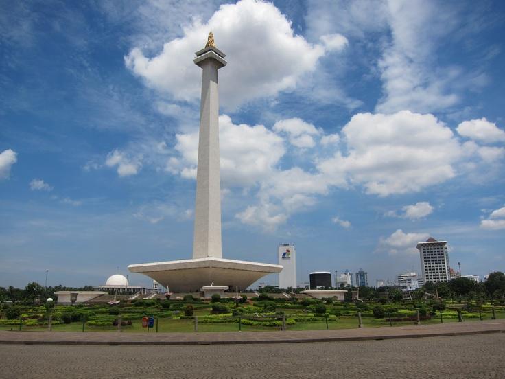 Mornas, Jakarta  #monas #jakarta @kakday