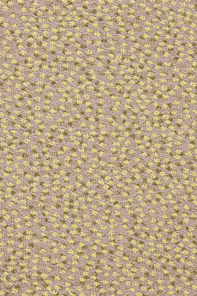 The Ria textile by Kvadrat/Raf Simons is inspired by Pontillism and impressionist art