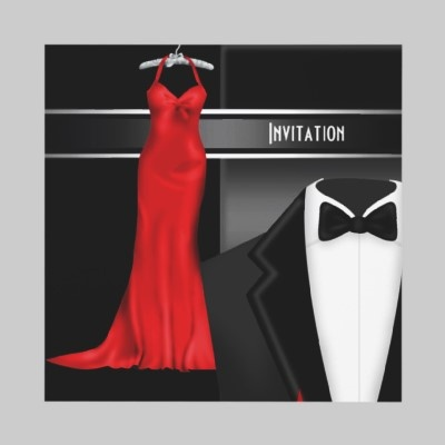 how to plan a black tie charity event