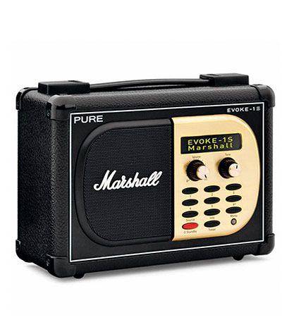 Wishlist radios: The wish list: radios - Marshall