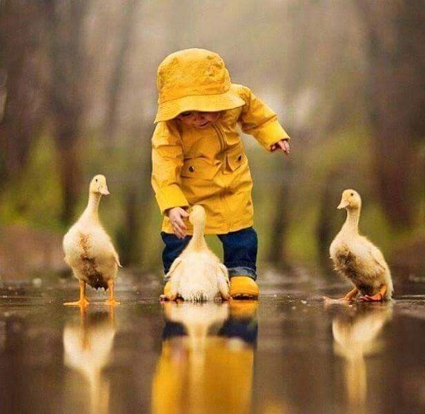 Ducky kinda day ❤