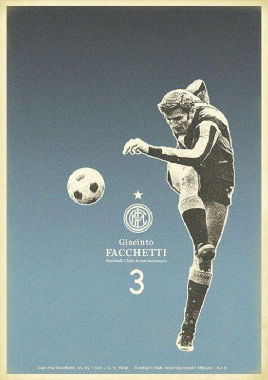 Giacinto Facchetti, Inter de Milan.