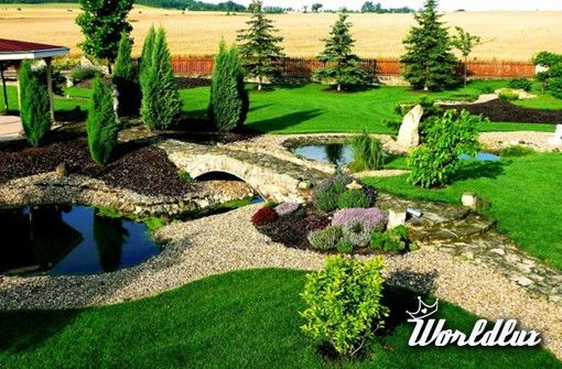 pomysł na ogródek