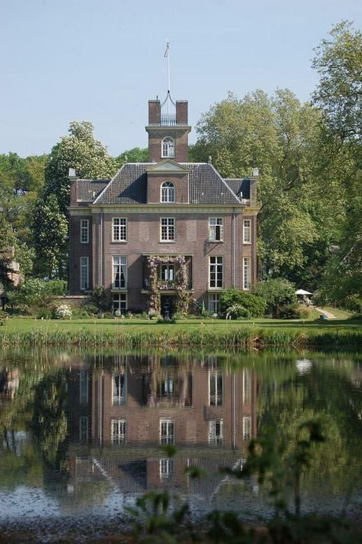 Kasteel Oldenaller, Putten, Gelderland, where my mom comes from