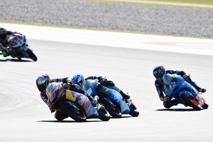 Miller, Argentinian Moto3 Race 2014