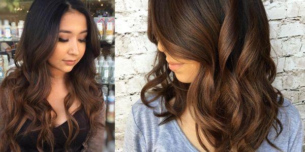 Warm and natural colors for your hair! Υπέροχα μαλλιά στις ζεστές αποχρώσεις του καστανού!
