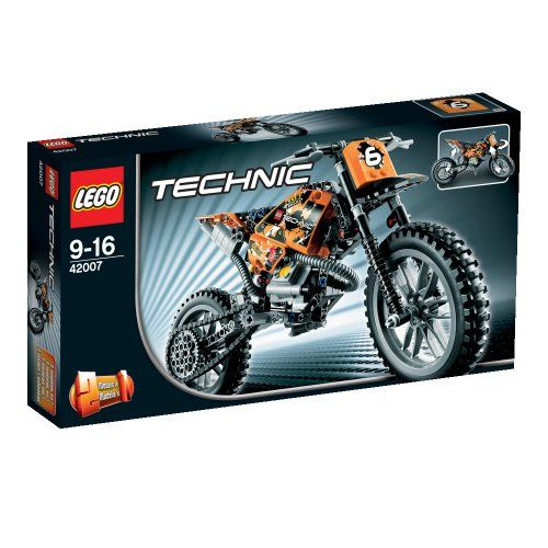 LEGO Technic 42007 Moto Cross Bike - Current price: USD $54.94 - Follow this on Notivo to get notified when there is an update - #Toys, #ToysAndGames, #LEGOs