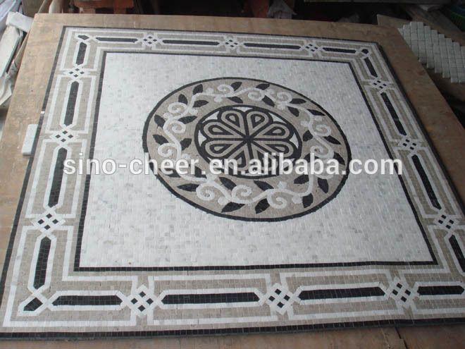 Muur of Vloer Decoratie Materiaal Marmer Mozaïek, marmer Mozaïek Tegel Steen Mix Metalen Tegels, marmer Mozaïek Art Pictures-afbeelding-mozaïeken-product-ID:60350830380-dutch.alibaba.com