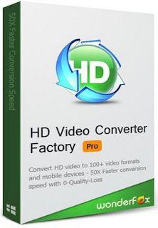 HD VIDEO CONVERTER FACTORY PRO  CRACK   HD Video Converter Factory Pro  crack  Wonderfox HD Video Converter Factory Pro est un logiciel professionnel de conversion vidéo qui permet de convertir des vidéos de définition standard (SD) vers la haute définition (HD) et qui est également capable de réduire la taille des vidéos pour convertir des vidéos HD en vidéos SD.HD Video Converter Factory Pro prend en charge plus d'une centaine de formats vidéo. Par exemple il peut convertir des vidéos HD…