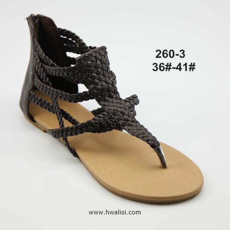 Fashion Flat Summer Sandals 2014 for Women $2~$4
