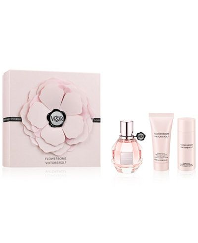 Flowerbomb is a floral explosion, a profusion of flowers that has the power to…