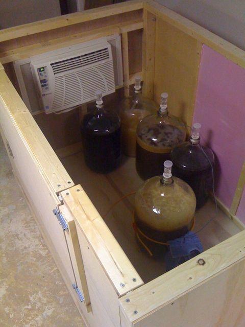 The Weber Fermentation Chamber - Home Brew Forums