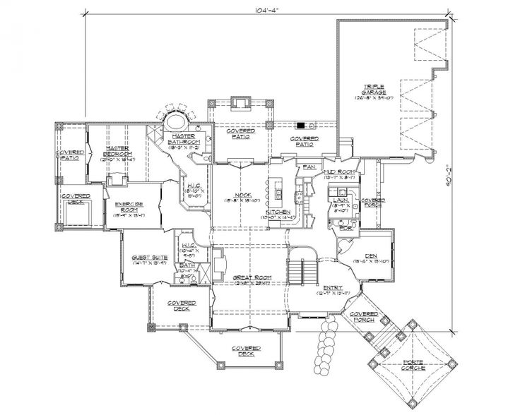 1000 Images About Cabin House Plans On Pinterest
