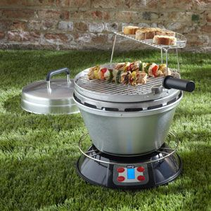 Cook-Air - Wood-Fired Portable BBQ Grill  bbq | barbecue | grilling   http://richmondvabarbecue.com