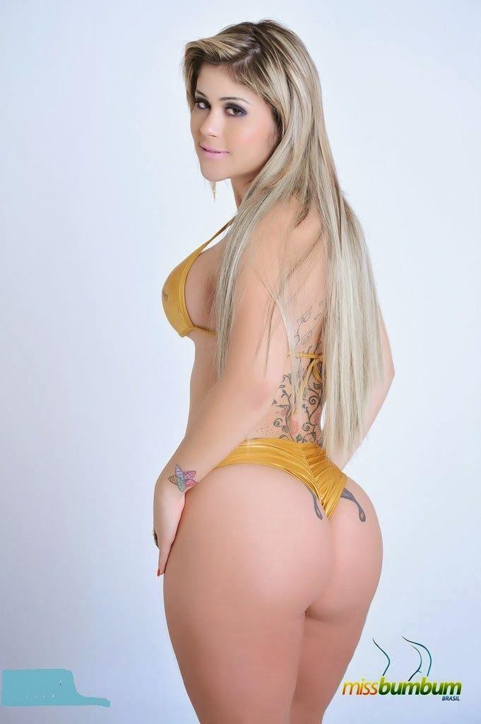 Κους Κους: Cristiane Duarte – Υποψήφια Miss Bumbum Brasil 2013. Video.