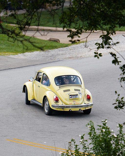 1971 VW Beetle #vintage #volkswagens