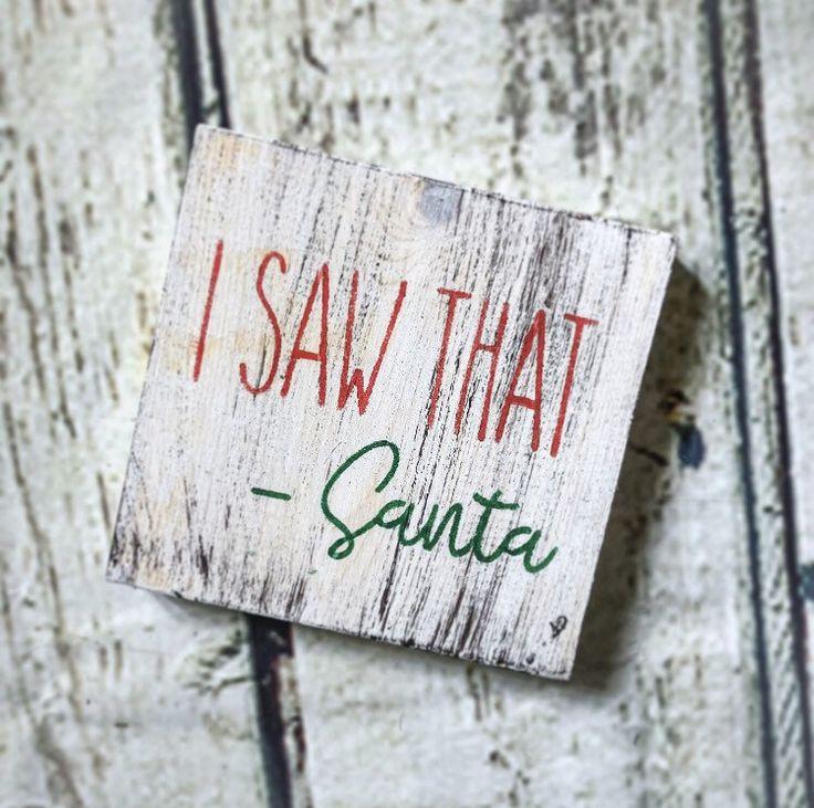 Wood Christmas Sign | Christmas Tiered Tray Decor | Christmas Decor | Farmhouse Christmas