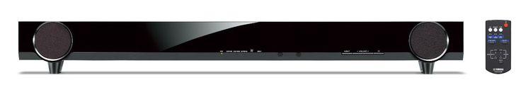 Yamaha YAS-101 BL Barre de Son 7.1 Amplificateur numérique Technologie Air Surround Extreme 120 W Noir      Puissance totale 120 W     Caisson de basses intégré     Le système AIR SURROUND XTREME fournit un son surround 7.1 canaux     Dimensions : 12,1 x 89 x 10,7 cm     Formats audio : Dolby Digital, Dolby Pro Logic, Dolby Pro Logic II, DTS