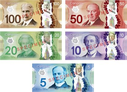 Canadian Frontier Banknotes faces - Banknotes of the Canadian dollar - Wikipedia, the free encyclopedia