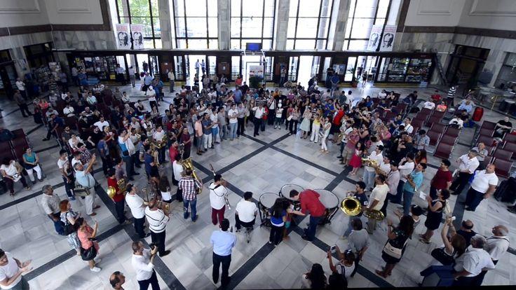 Ankara Garı   İzmir Marşı