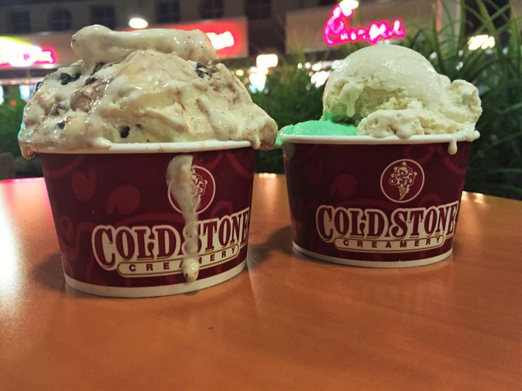 This is my review on The Cold Stone Creamery in the Monmouth Mall! Reviewed flavors include cotton candy, banana, and an Oreo Overload that will make you want to visit your closest Cold Stone right away! #icecream #banana #pistachio #cottoncandy #flavors #coldstone #review  -Instagram: the_scoop_on_scoops