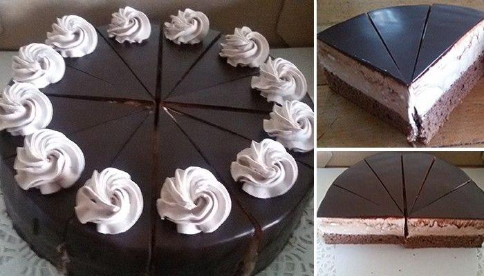 Túto šľahačkovú tortu môžete upiecť na narodeniny, meniny alebo iný sviatok. Je výborná a podľa podrobného fotopostupu ju zvládnete pripraviť aj vy.