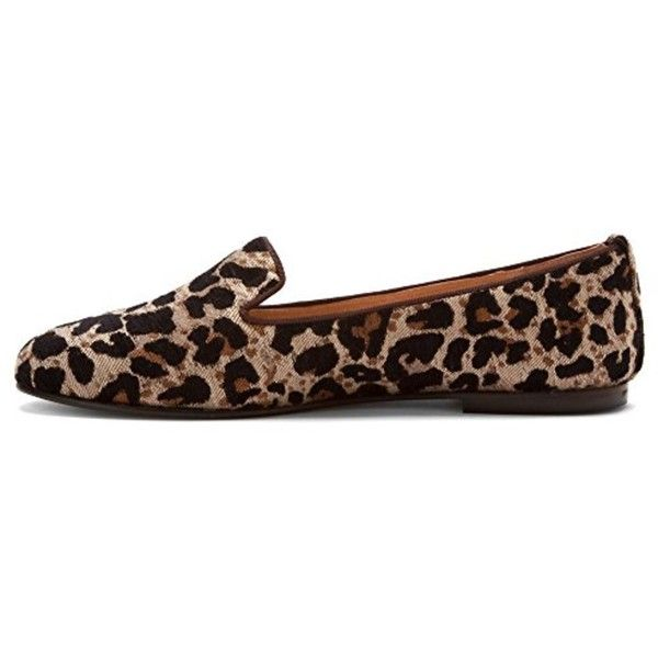 French Sole French Sole Fs/Ny Women's Motif Ballet Flat | Bluefly.Com ($92) ❤ liked on Polyvore featuring shoes, flats, black, leather flats, black leather loafers, leather ballet flats, black flats and black slip-on shoes