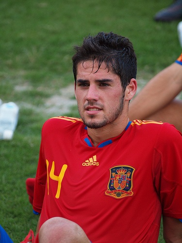 Isco Alarcón. Selección Española