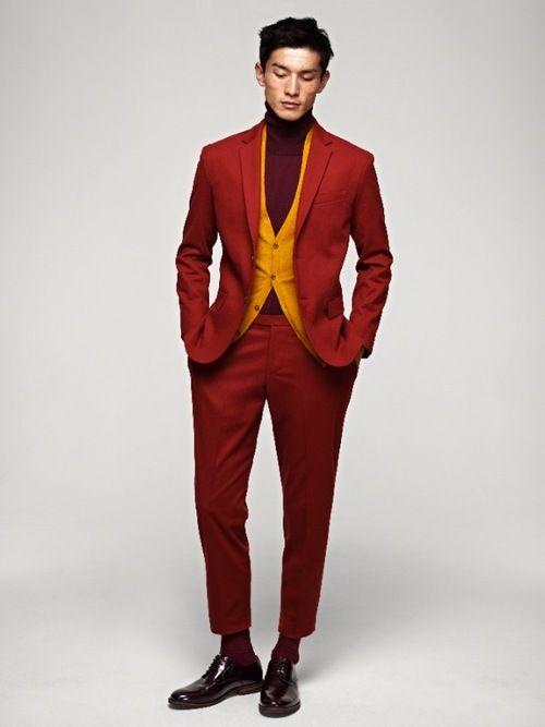 日本人で初めてH&Mに起用された上田大輔。人気男性モデルの参考