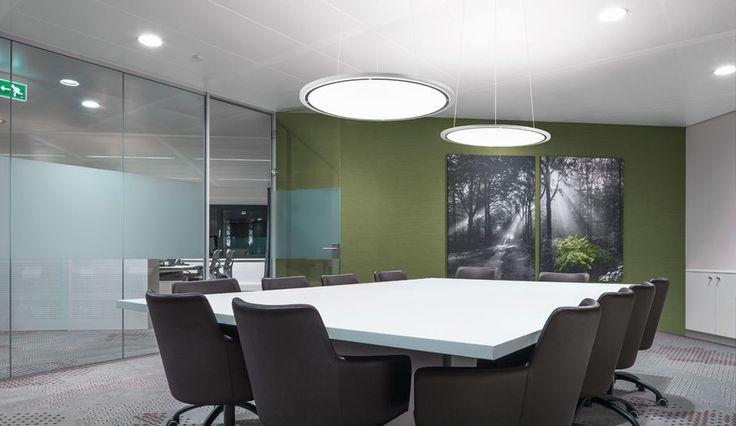 LED-Verlichting voor vergaderruimtes - TRILUX Benelux