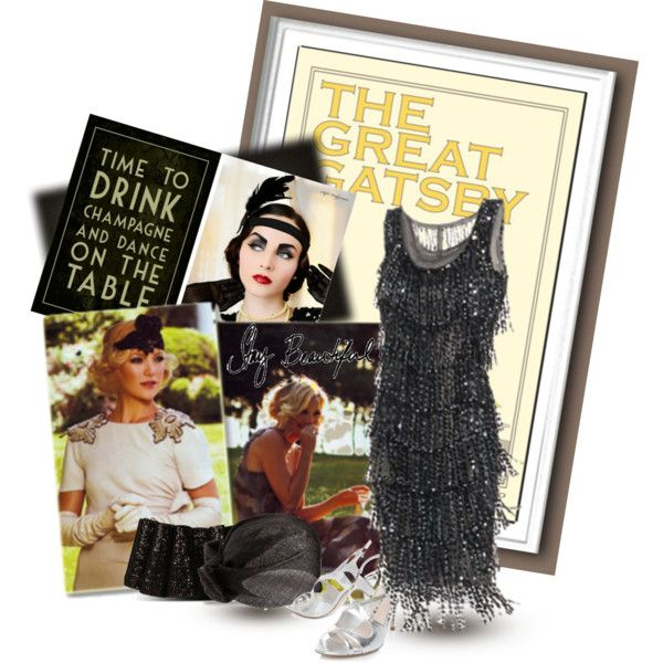 """""""Great Gatsby!"""" by amanda-pandell-gilmore on Polyvore"""