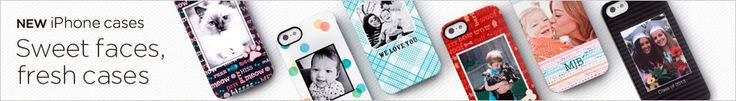 iPhone Cases- after the baby comes, I am for sure getting one of these!