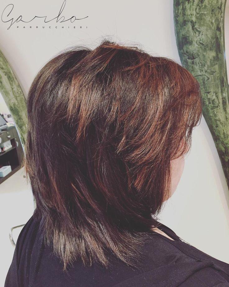 Sempre più lunghiii  Graziee Ericaaaaaaaaaa --- #tagliosartoriale #taglio #lungo #capelli #tagliolungo #capellilunghi #nuovotaglio #nuovo #moda #tendenza #forbici #instahair #gropellocairoli #garlasco #vigevano #pavia #milano