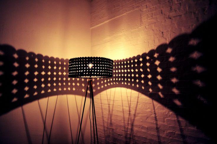 Lighting #design between Switzerland and Spain: 2mol #Leuchten and #Woodamp. Photo credits: 2mol Leuchten