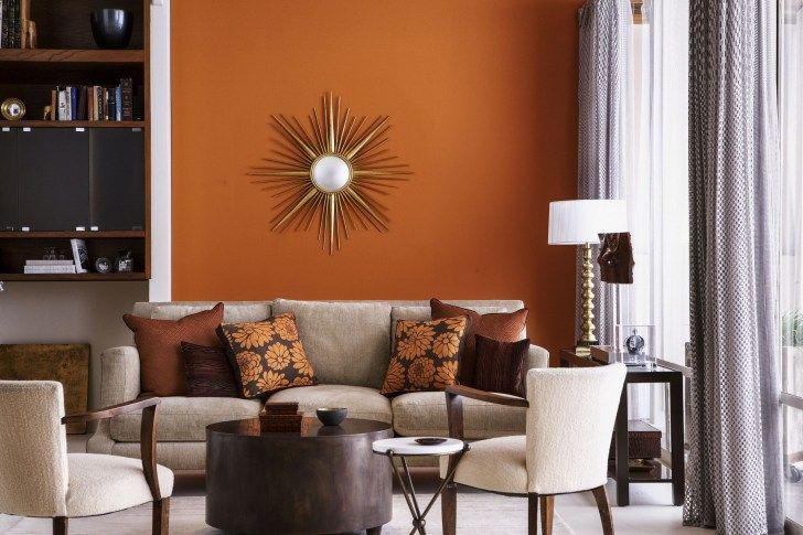 Green Color Scheme Living Room Earth Tone Colors For Best Of Master With Keyword Accent Walls In Living Room Living Room Wall Color Orange Living Room Walls