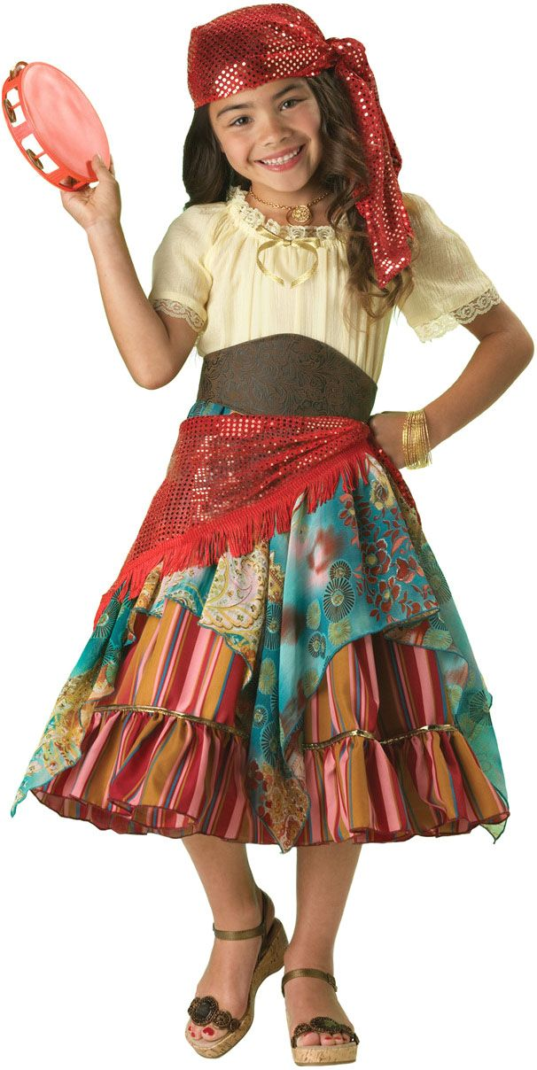 Костюм цыганки для девочки. Цена — http://fas.st/az22S