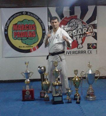 Sensei Rodrigo Vergara ·#MMA #BJJ #Kudo
