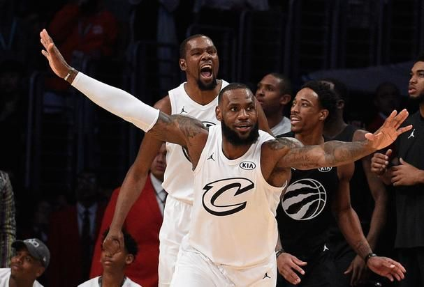 LeBron James Reveals Order He Picked All-Star Starters  ||  LeBron gives some more details about the All-Star draft. Although the NBA decided not to televise the 2018 All-Star Draft, we do know bits and pieces of how things played out when LeBron James and Steph Curry chose their teammates. For https://www.hotnewhiphop.com/lebron-james-reveals-order-he-picked-all-star-starters-news.44097.html?utm_campaign=crowdfire&utm_content=crowdfire&utm_medium=social&utm_source=pinterest