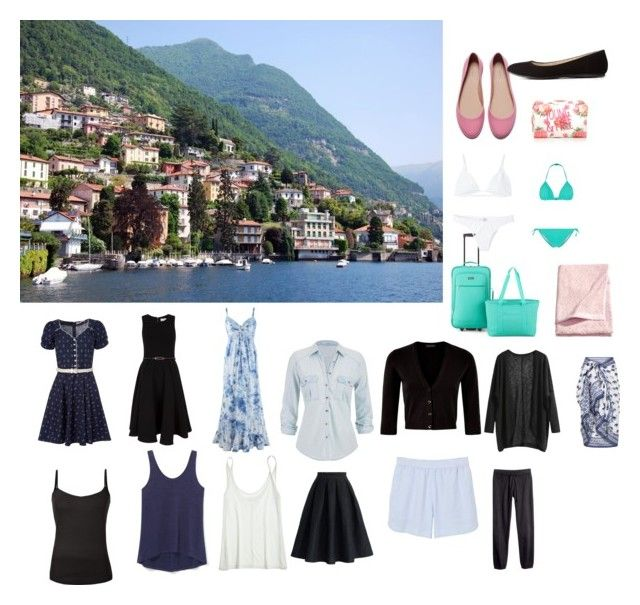 Italy in a carryon by veka1915 on Polyvore featuring Trollied Dolly, Closet, Calypso St. Barth, Rebecca Minkoff, maurices, Monki, Minimale Animale, Chicwish, Accessorize and H&M