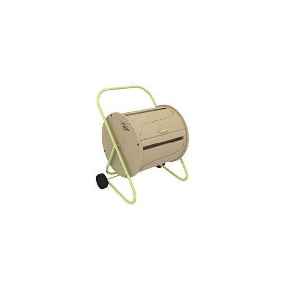 Composteur rotatif AERO Composteur, petit, avec son volume de 140L, mais design et original.... ca vous tente ?