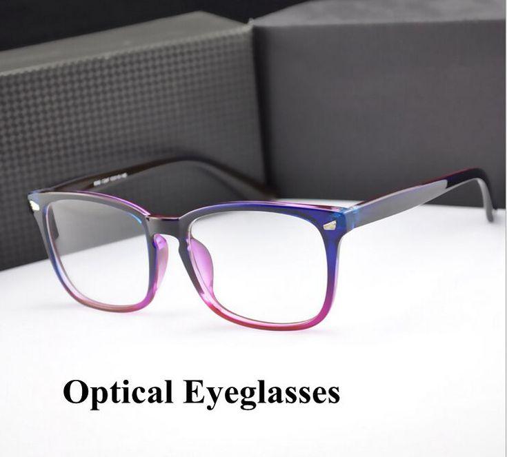 New Eyeglasses Men Women Suqare Brand Designer Eyewear Eyeglasses Frame Optical Computer Eye Glasses Frame oculos de grau Z19
