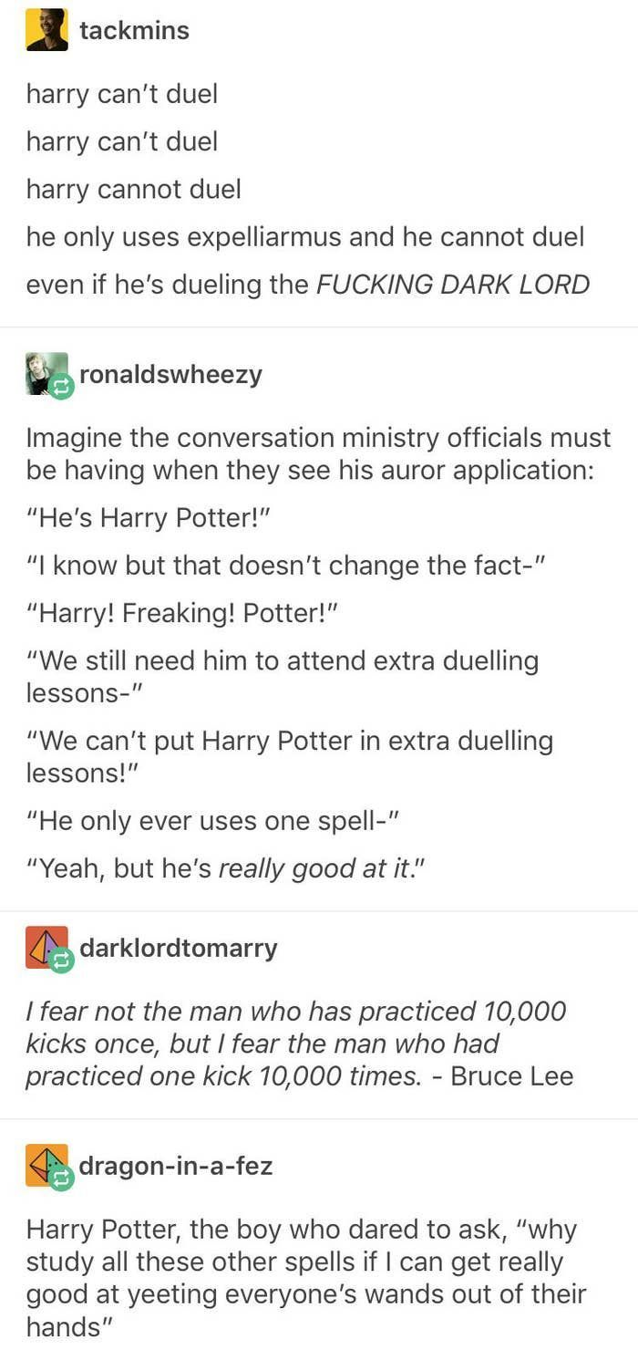 13 Harry Potter Posts That Ll Make You Laugh And 12 That Will Make You Sob In 2020 Harry Potter Tumblr Posts Harry Potter Tumblr Harry Potter Comics