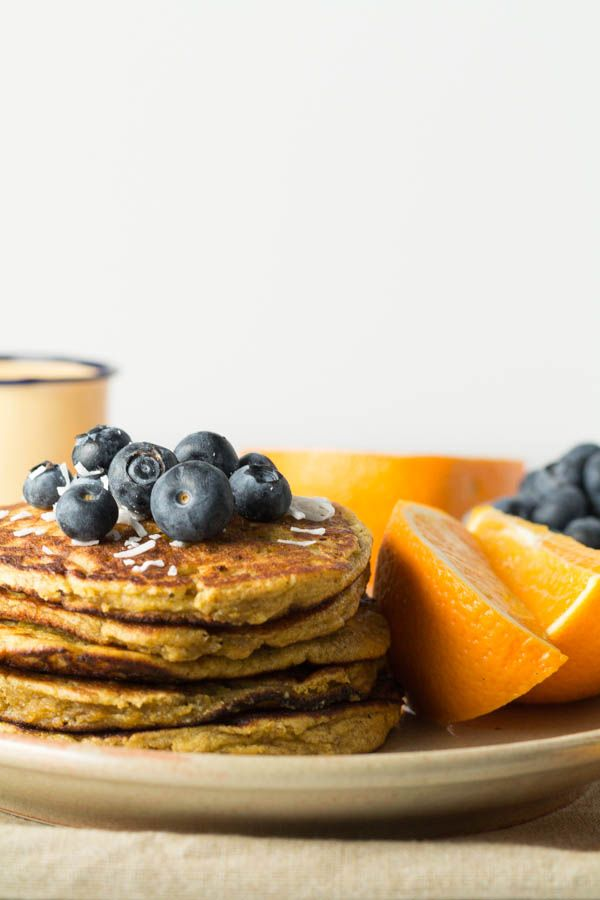 Plantain Pancake Recipe | Recipes From A Pantry #pancake #plantain
