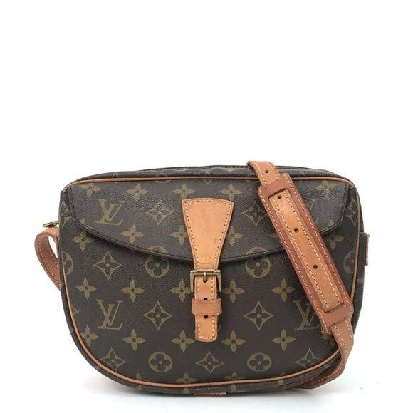663b364cc2bc Louis Vuitton Handbags - Louis Vuitton Monogram Jeune Fille 869628 ...